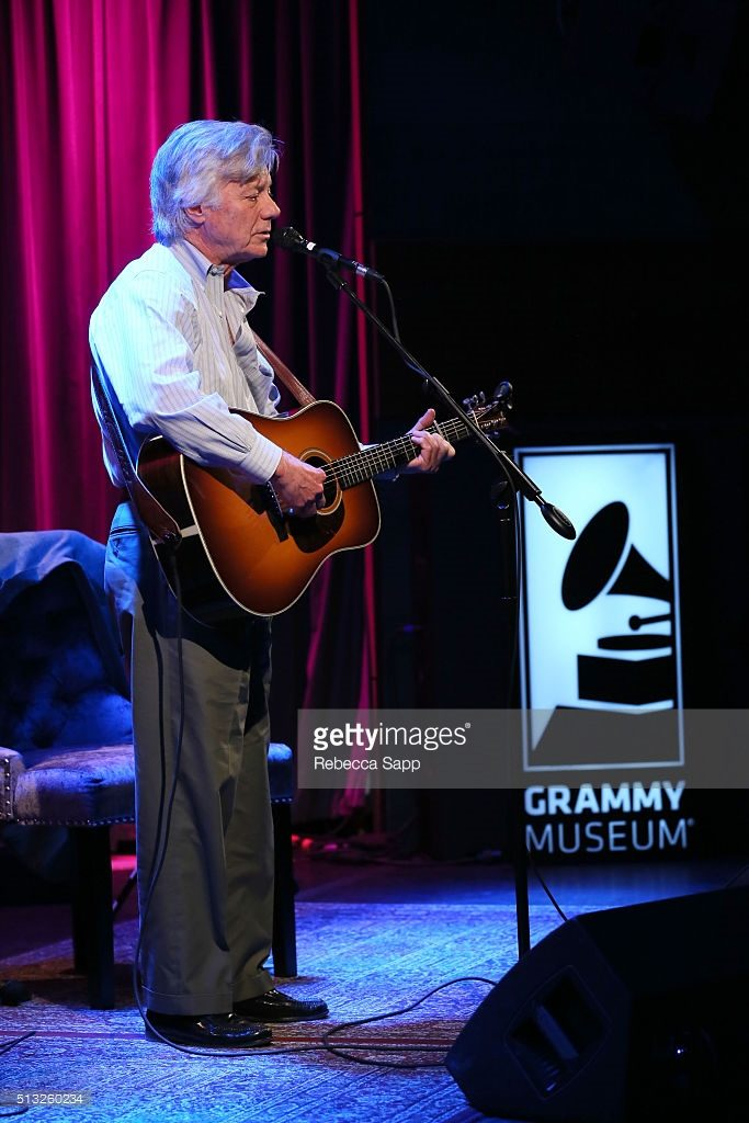 Darryl Holter at GRAMMY Museum